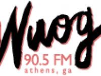 WUOG Logo